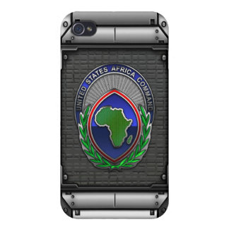 US Africa Command Cover For iPhone 4