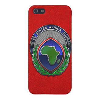 US Africa Command iPhone 5 Cases