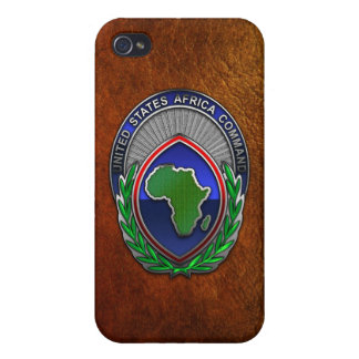 US Africa Command iPhone 4/4S Case