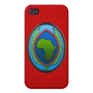 US Africa Command iPhone 4 Case