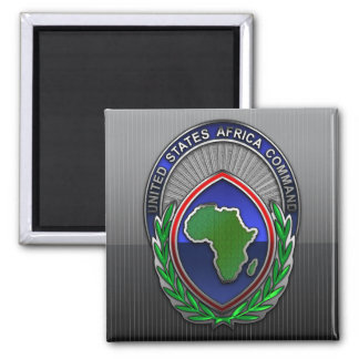 US Africa Command Magnet