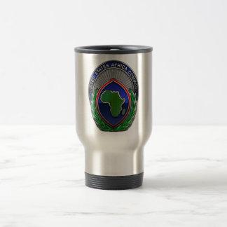 US Africa Command Stainless Steel Travel Mug
