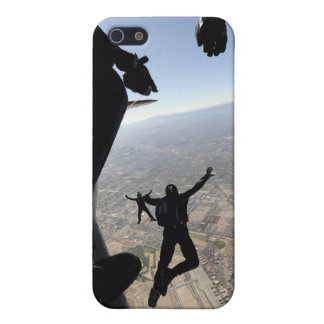 US Air Force Academy Parachute Team Case For The iPhone 5