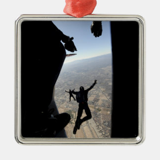 US Air Force Academy Parachute Team Christmas Ornament