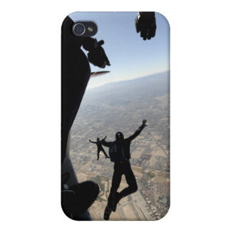 US Air Force Academy Parachute Team iPhone 4/4S Covers