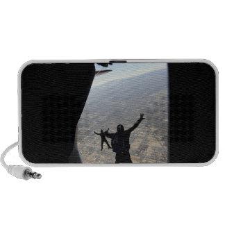 US Air Force Academy Parachute Team Laptop Speakers