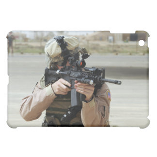 US Air Force Airman conducts security iPad Mini Cover