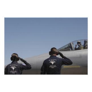 US Air Force Airmen Photo Print
