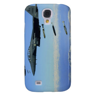 US Air Force F-15E Strike Eagle aircraft Galaxy S4 Case