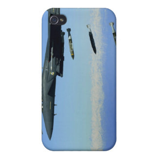 US Air Force F-15E Strike Eagle aircraft iPhone 4/4S Cases