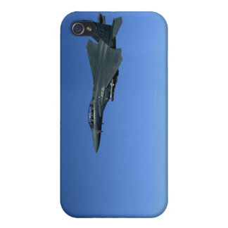 US Air Force F-15E Strike Eagles 2 iPhone 4/4S Covers