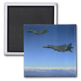 US Air Force F-15E Strike Eagles 2 Magnet