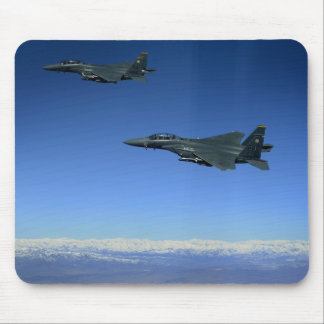 US Air Force F-15E Strike Eagles 2 Mouse Mat
