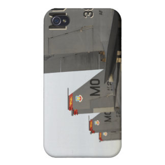 US Air Force F-15E Strike Eagles iPhone 4 Cases