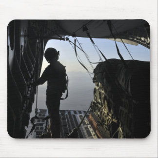 US Air Force loadmaster Mouse Mat