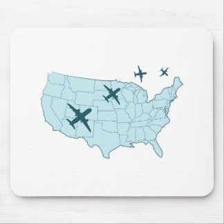 US Air Force Mouse Pad