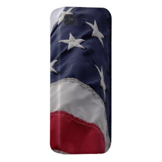 US American Flag iPhone 4 Case