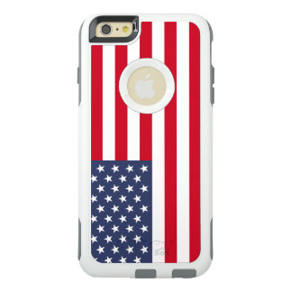 US - American Flag Otterbox Iphone 6 Plus Case