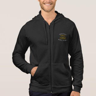 US American Made Guitars Hoodie