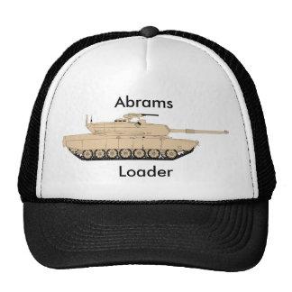 US Army M1A1 Abrams Mesh Hat