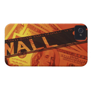 US banknotes, CG, composition iPhone 4 Case-Mate Case
