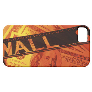 US banknotes, CG, composition iPhone 5 Covers