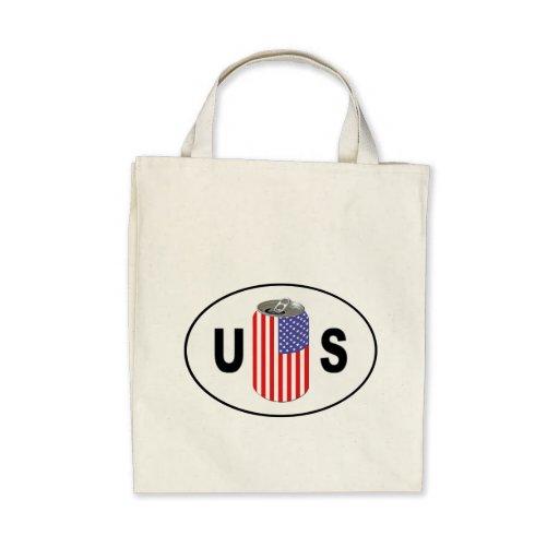 US Beer Tote Bag