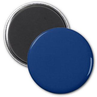 US Blue 6 Cm Round Magnet