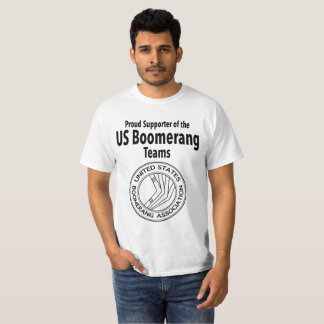 US Boomerang Team Support T-Shirt