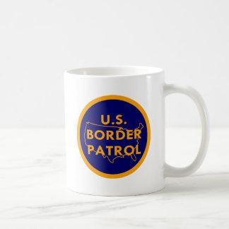 US Border Patrol  #2002 Classic White Coffee Mug