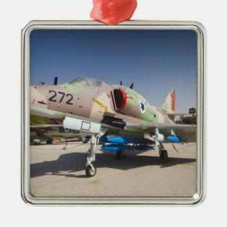US-built A-4 Skyhawk fighter Christmas Ornament