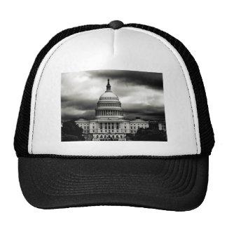 us capitol trucker hat
