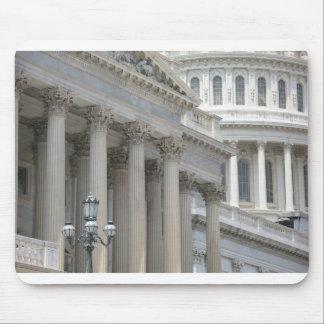us capitol building architecture mouse pad