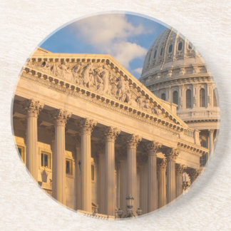 US Capitol Building Coaster