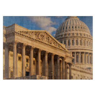 US Capitol Building Cutting Board