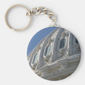 US Capitol Building dome Key Chain