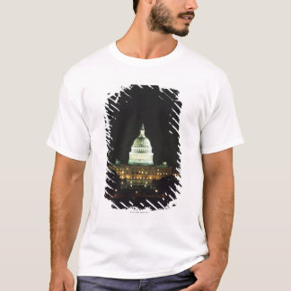 US Capitol Building, United States Congress, T-Shirt