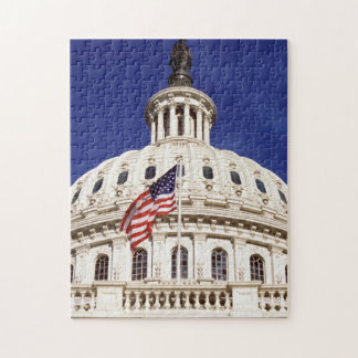 US capitol building, Washington DC Jigsaw Puzzle