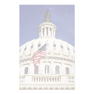 US capitol building, Washington DC Stationery