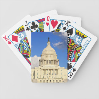 US Capitol Building, Washington DC, USA Bicycle Playing Cards