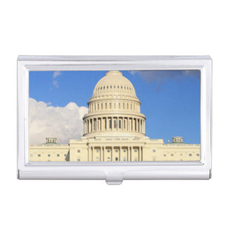 US Capitol Building, Washington DC, USA Business Card Holder