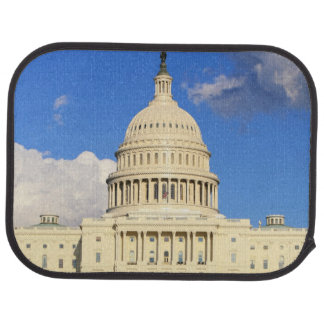 US Capitol Building, Washington DC, USA Car Mat