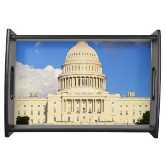 US Capitol Building, Washington DC, USA Serving Tray