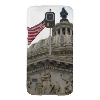 US Capitol Building with American Flag - East Case For Galaxy S5