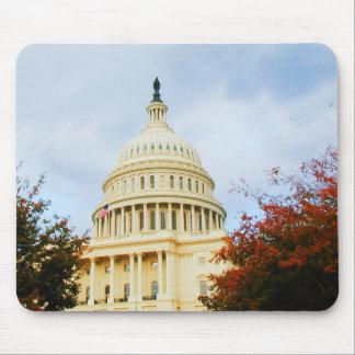 US Capitol Capitol Hill Washington D C Mouse Pad