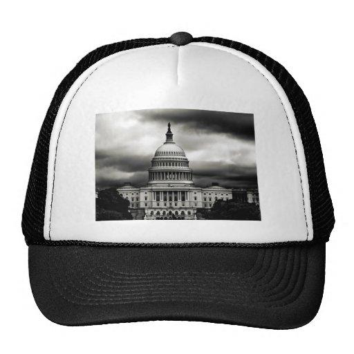 us capitol mesh hat