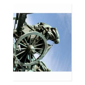 US Capitol Ulysses S Grant Memorial Postcard