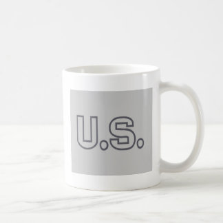 US Cavalry Basic White Mug