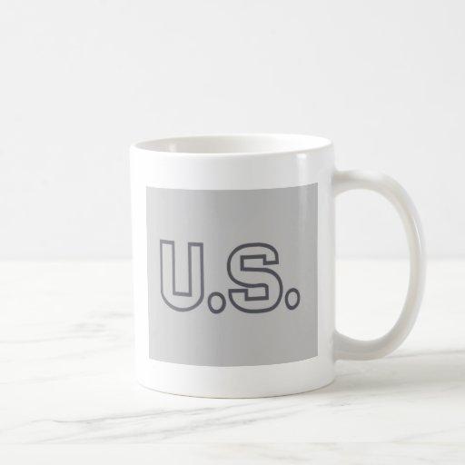 US Cavalry Coffee Mugs
