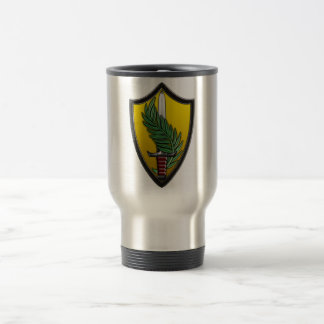 US Central Command Stainless Steel Travel Mug